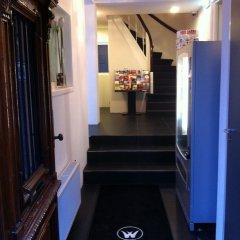 Hotel Vossius Vondelpark интерьер отеля фото 3