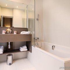 Отель Chambellan Morgane Франция, Париж - отзывы, цены и фото номеров - забронировать отель Chambellan Morgane онлайн ванная