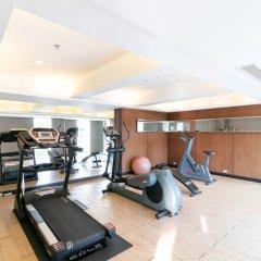 Отель Lily Residence Бангкок фитнесс-зал фото 2