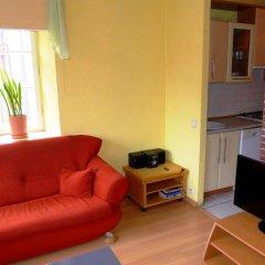 Апартаменты Warsaw Old Town Apartment Варшава комната для гостей фото 5