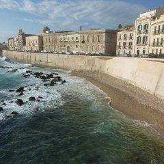 Отель B&B Mare Di S. Lucia Италия, Сиракуза - отзывы, цены и фото номеров - забронировать отель B&B Mare Di S. Lucia онлайн пляж