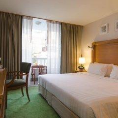 Отель Centre Point Saladaeng Бангкок комната для гостей