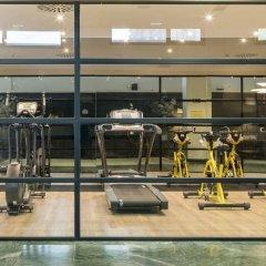 Отель Ilunion Pio XII Испания, Мадрид - 1 отзыв об отеле, цены и фото номеров - забронировать отель Ilunion Pio XII онлайн фитнесс-зал фото 3