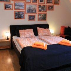 Апартаменты Apartments Harley Style комната для гостей фото 13