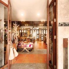 Отель The Tubkaak Krabi Boutique Resort интерьер отеля фото 3