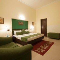Отель The Corus Hotel Индия, Нью-Дели - отзывы, цены и фото номеров - забронировать отель The Corus Hotel онлайн комната для гостей фото 3