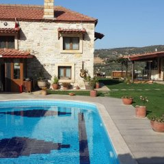Kozbeyli Konagi Турция, Helvaci - отзывы, цены и фото номеров - забронировать отель Kozbeyli Konagi онлайн бассейн фото 2