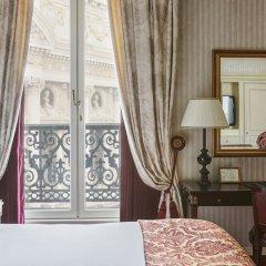 Отель Intercontinental Paris-Le Grand Париж удобства в номере фото 2