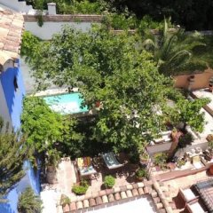 Отель Palacio Cobertizo De Santa Ines бассейн