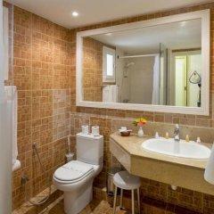 Отель Club Rimel Djerba Тунис, Мидун - отзывы, цены и фото номеров - забронировать отель Club Rimel Djerba онлайн ванная