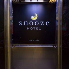 Snooze Hotel Thonglor Bangkok Бангкок интерьер отеля фото 2