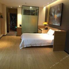 IU Hotel (Rongchang High-speed Railway Station) комната для гостей