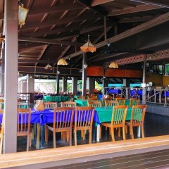 Отель Sand Sea Resort & Spa Самуи гостиничный бар