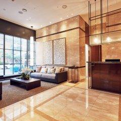 Отель Crown Park Hotel Южная Корея, Сеул - отзывы, цены и фото номеров - забронировать отель Crown Park Hotel онлайн интерьер отеля фото 2