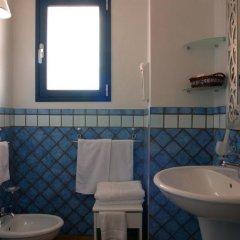 Hotel Nautico Pozzallo Поццалло ванная