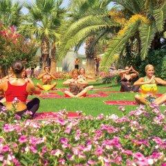 Отель VONRESORT Golden Coast - All Inclusive фитнесс-зал фото 3