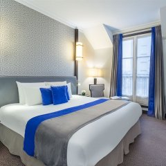 Отель Le Marquis Eiffel Париж комната для гостей фото 5