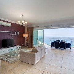 Отель Seaview 3BR Apart inc Pool, Fort Cambridge Sliema Мальта, Слима - отзывы, цены и фото номеров - забронировать отель Seaview 3BR Apart inc Pool, Fort Cambridge Sliema онлайн комната для гостей фото 5