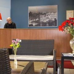 Отель Hôtel Du Midi Gare de Lyon Франция, Париж - отзывы, цены и фото номеров - забронировать отель Hôtel Du Midi Gare de Lyon онлайн интерьер отеля