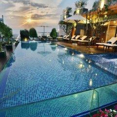 Lotus SaiGon Hotel бассейн