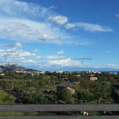 Отель Comeinsicily - Rocce Nere Джардини Наксос балкон