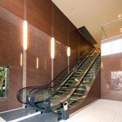 Отель Keihan Asakusa Япония, Токио - отзывы, цены и фото номеров - забронировать отель Keihan Asakusa онлайн фитнесс-зал