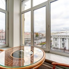 Апартаменты STN Apartments on Nevsky prospect Санкт-Петербург комната для гостей фото 15