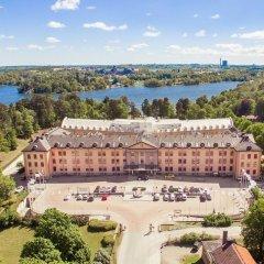 Отель Radisson Blu Royal Park Солна приотельная территория фото 2