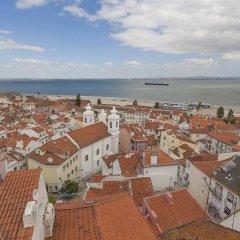 Отель Emporium Lisbon Suites пляж