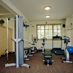 Отель Bellamonte Aparthotel фитнесс-зал фото 2
