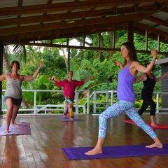 Отель Daku Resort фитнесс-зал фото 3