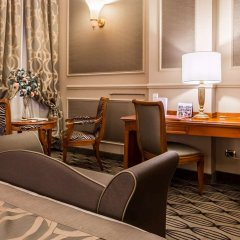 Отель Grand Visconti Palace Италия, Милан - 12 отзывов об отеле, цены и фото номеров - забронировать отель Grand Visconti Palace онлайн удобства в номере фото 2