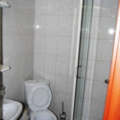 Гостиница S-Terminal в Мурманске отзывы, цены и фото номеров - забронировать гостиницу S-Terminal онлайн Мурманск ванная фото 3