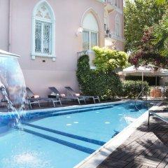 Hotel Milton Rimini бассейн фото 3