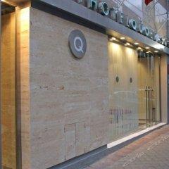 Отель Aparthotel Quo Eraso Мадрид парковка