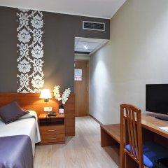 Отель Cataluña Барселона комната для гостей фото 5