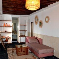 Отель Riad Dar Dar Марокко, Рабат - отзывы, цены и фото номеров - забронировать отель Riad Dar Dar онлайн комната для гостей