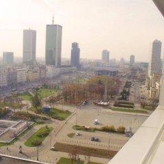 Отель NWW Apartamenty балкон