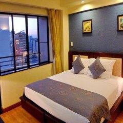 Отель Asia Paradise Hotel Вьетнам, Нячанг - отзывы, цены и фото номеров - забронировать отель Asia Paradise Hotel онлайн комната для гостей