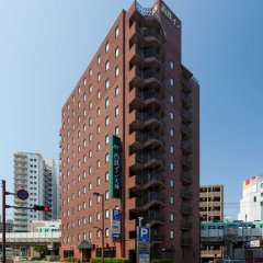 Отель Nishitetsu Inn Tenjin Фукуока фото 10