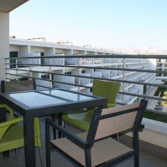 Отель Vista Marina балкон