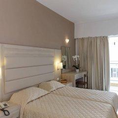 Отель Africa Hotel Греция, Родос - 1 отзыв об отеле, цены и фото номеров - забронировать отель Africa Hotel онлайн комната для гостей фото 4