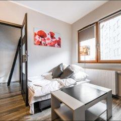 Апартаменты P&O Apartments Gocław Варшава комната для гостей фото 3