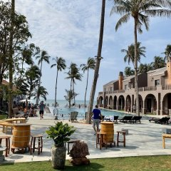 Отель Hai Au Mui Ne Beach Resort & Spa Фантхьет помещение для мероприятий фото 2