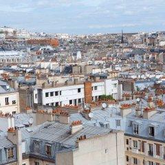 Отель Renaissance Paris Republique Франция, Париж - отзывы, цены и фото номеров - забронировать отель Renaissance Paris Republique онлайн балкон