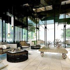 Отель X2 Vibe Pattaya Seaphere Residence интерьер отеля