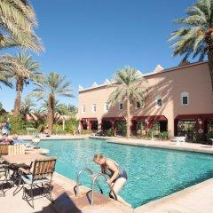 Отель Le Tinsouline Марокко, Загора - отзывы, цены и фото номеров - забронировать отель Le Tinsouline онлайн бассейн