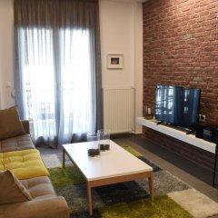Отель Gusto Luxury Apt (Must) Греция, Салоники - отзывы, цены и фото номеров - забронировать отель Gusto Luxury Apt (Must) онлайн комната для гостей фото 2