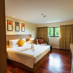 Отель Novotel Phuket Surin Beach Resort комната для гостей фото 6