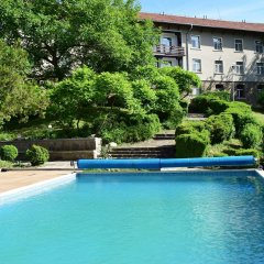 Lyulyatsi Spa Hotel Боженци бассейн